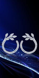 Cubic Zirconia Earrings Studs Swarovski earrings studs wedding earrings gifts women girls holidays