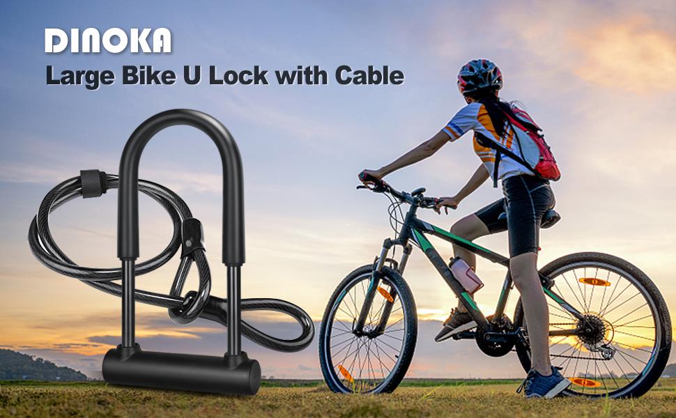 large bike u lock