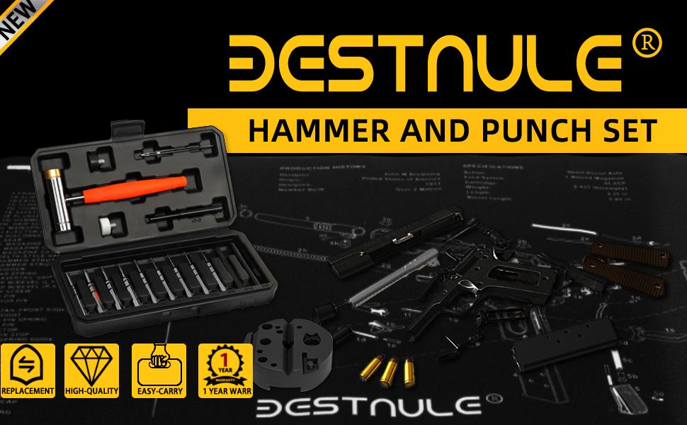 Gunsmithing Punch Tools