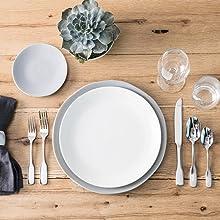 Fortessa Vitraluxe Heirloom Dinnerware