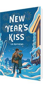 New Year's Kiss by Lee Matthews, Underlined