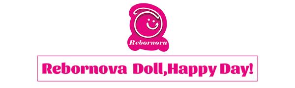 Rebornova doll, happy day