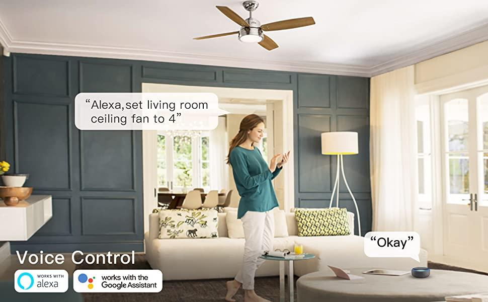 Alexa Control Fan