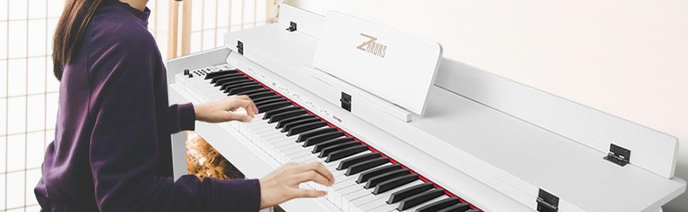 ZHRUNS Digital Piano