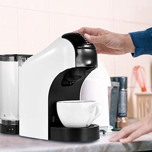 Cafetière Capsule de café Multi-dosettes Nespresso Dolce Gusto 3 en 1