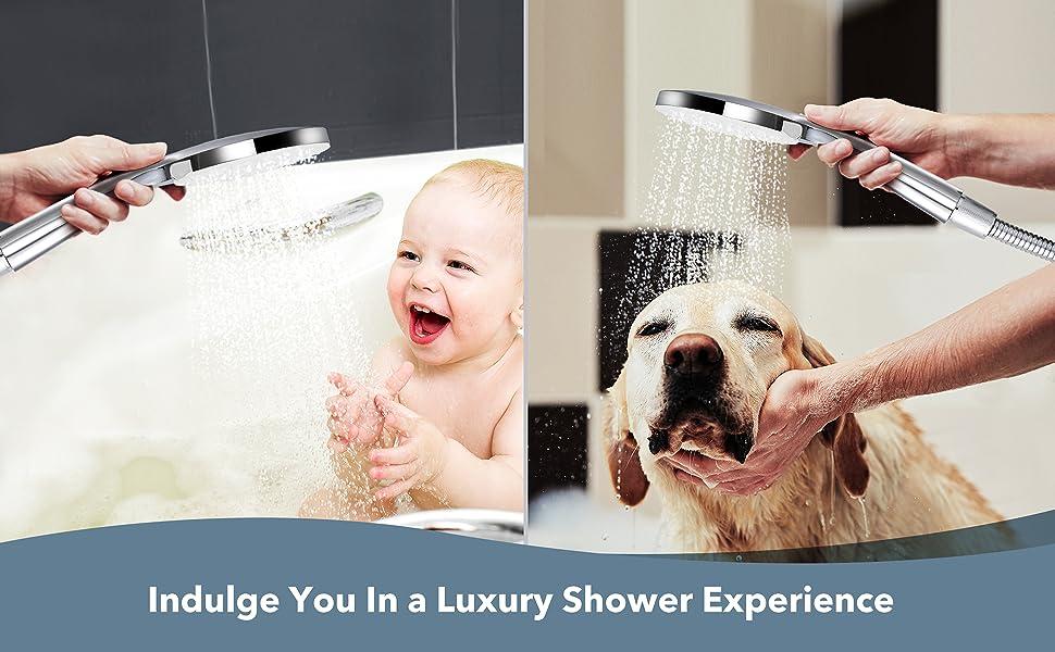 Luxury Shower Experience