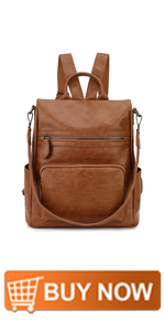 Anti theft Women Backpack