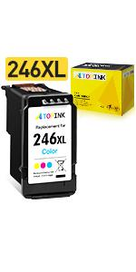 Printer ink CL-246 XL colour
