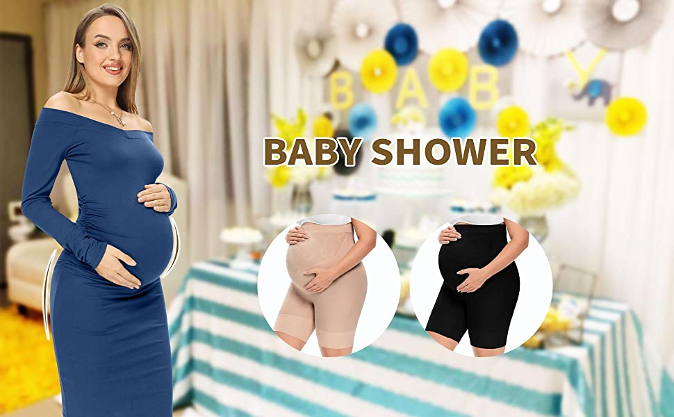 maternity shapewear for baby shower