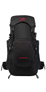 50L Hiking Day Pack