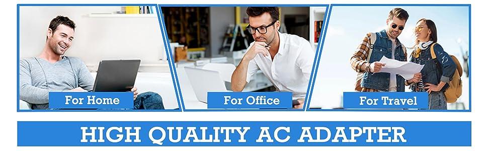 Nivjuky high quality ac adapter
