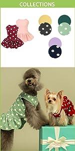 2-pack polka dot dress