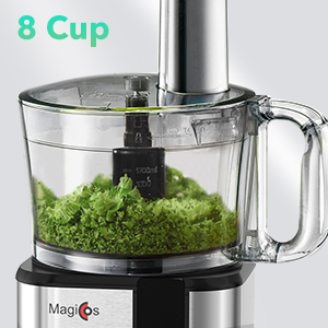 8 Cup Capacity