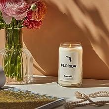 Homesick Florida State Candle