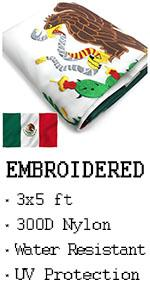 VSVO Mexico Flag