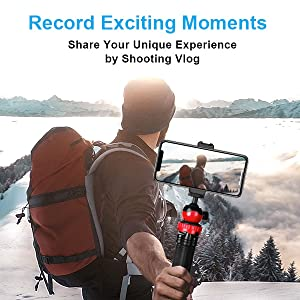 Record Exciting Moments