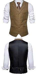 YOHOWA Waistcoat
