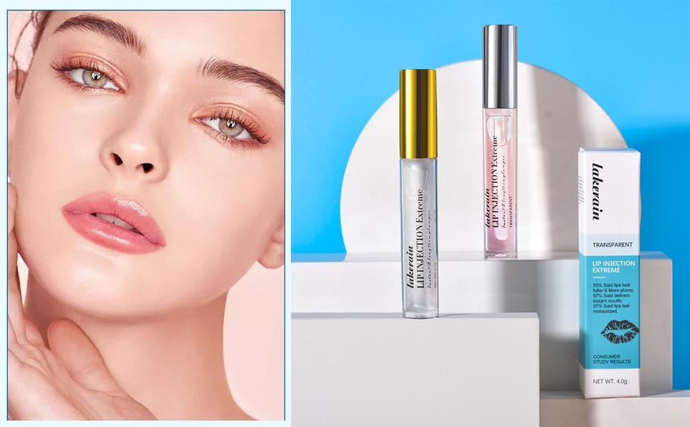 lakerain plumping lip gloss