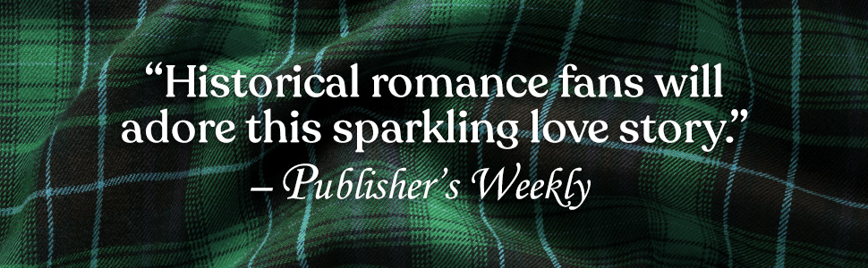 A Scot to the Heart Caroline Linden Publisher's Weekly