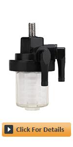 61N-24560-00-00 Fuel Filter for Yamaha Outboard Motor 9.9HP 15HP 20HP 25HP 30HP 40HP 55HP 48HP 50HP
