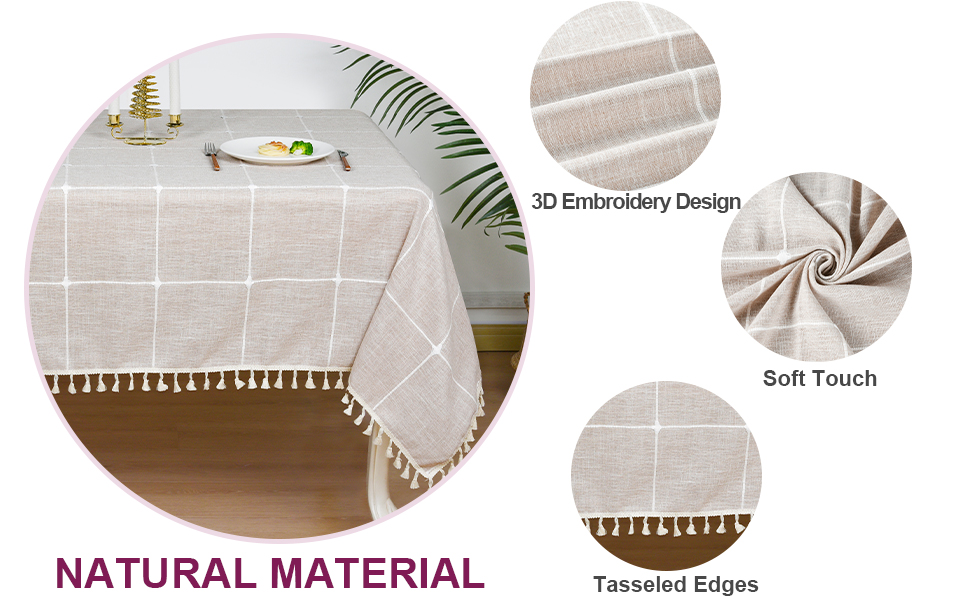 table cover for party
