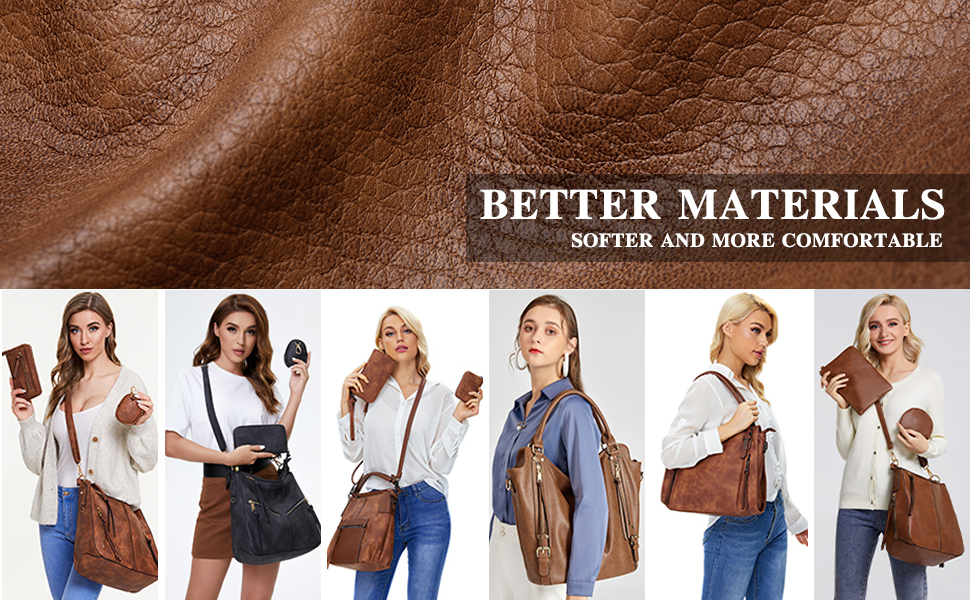 Hobo Bags for Women Handbags Purse