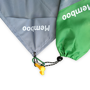 MEMBOO CAMPING TARP POUCH