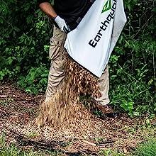 Chipper Shredder Debris Bag