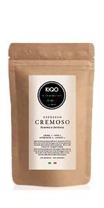KIQO Cremoso espresso