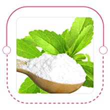 Why is Stevia a healthier option?