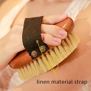 ICANdOIT-dry bristle body brush