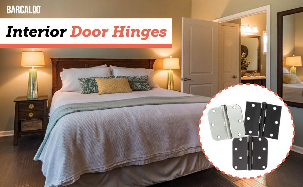 Interior Door Hinges
