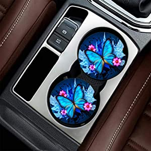car coaster for cup holder car accessories for women