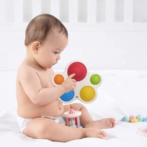 Simple Dimple Toy, Early Educational Fidget Toy, Baby Toy