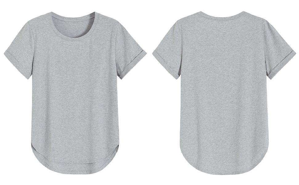 cotton sleep shirts for women
