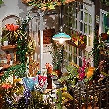 Miller's Garden -- LED