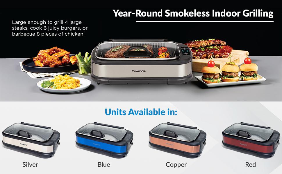 powerxl smokeless gril