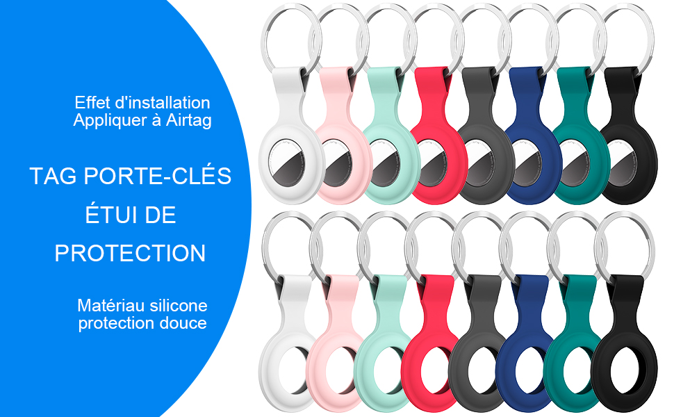 Apple Airtag Protection Paquet