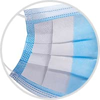 Meltblown filter layer