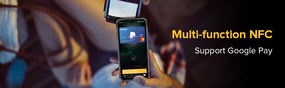 Multi-function NFC