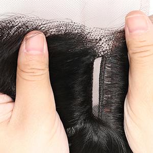 T part lace closure