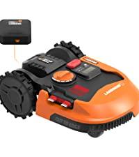 worx landroid 6.0 ah robotic mower
