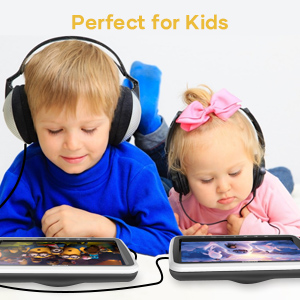 dual car DVD players for kids