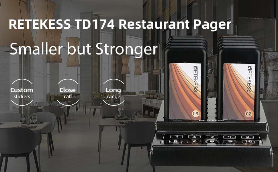 Retekess TD174