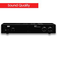 XMP100 Sound