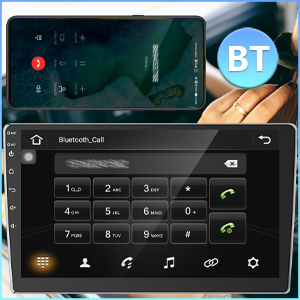 Bluetooth car radio