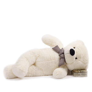 The bear doesn't seem like a chubby solution