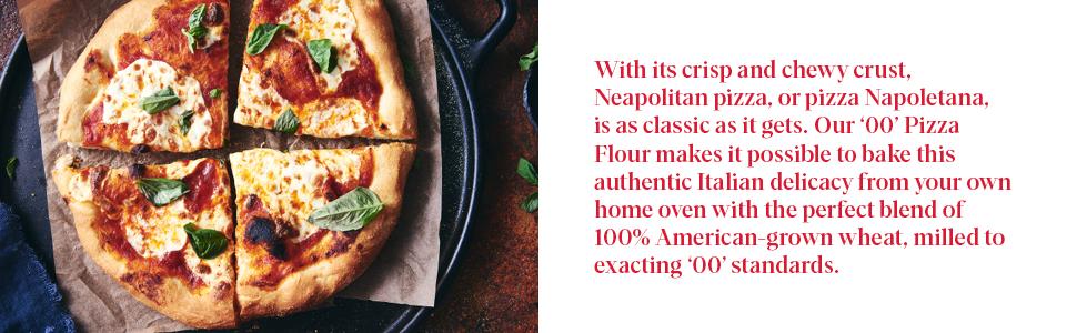 00 Pizza Flour