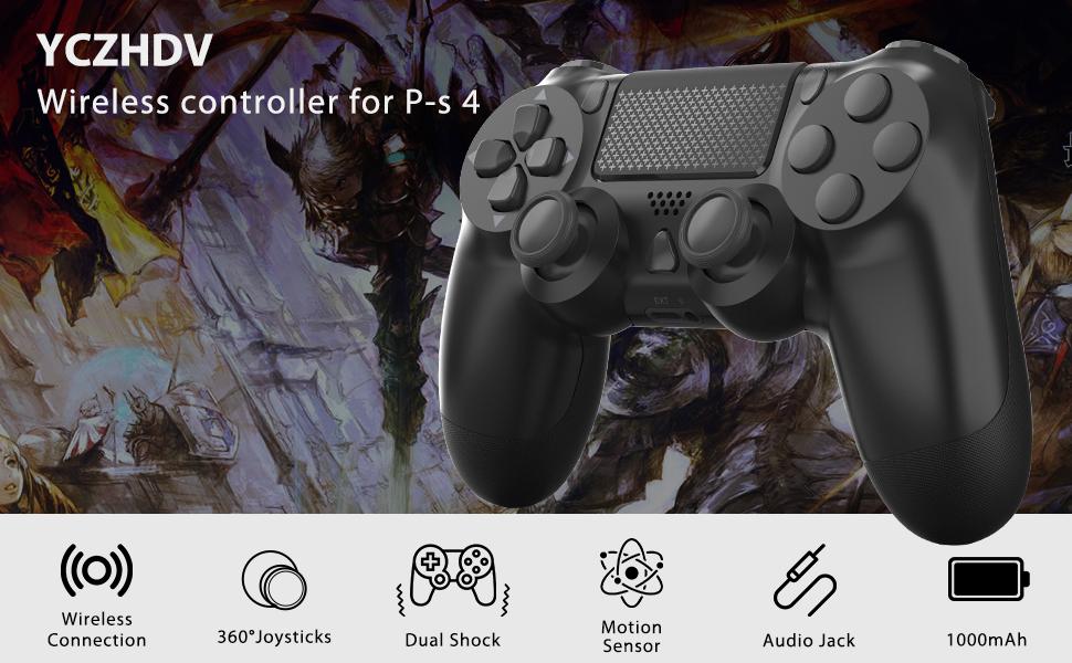 p-s4 controller dualshock 4