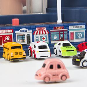 Parking Garage Toys